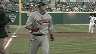 Jim Thome passes Albert Belle to become Indians' home run leader