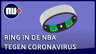 Hoe een ring NBA-spelers moet beschermen tegen het coronavirus | NU.nl