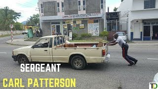 Act Of KINDNESS From Sergeant Carl Patterson | Teach Dem