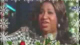 "*New Music* Aretha Franklin ""ANGELS WE HAVE HEARD ON HIGH"" LIVE"
