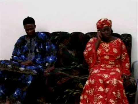 SALMA 11/14( Ghana Hausa Movie )