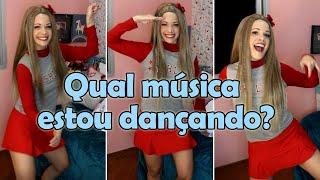 QUAL MUSICA EU ESTOU DANÇANDO by Ashley