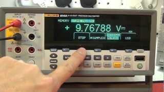 Multimeter Review  Buyers Guide:  Fluke 8846A  8845A 6.5 Digit Precision Multimeter