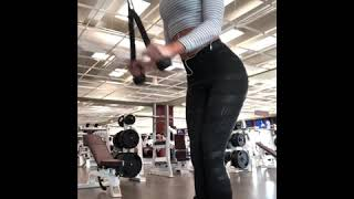 LIFTING WEIGHTS FASTED - Triceps & Rear Delts