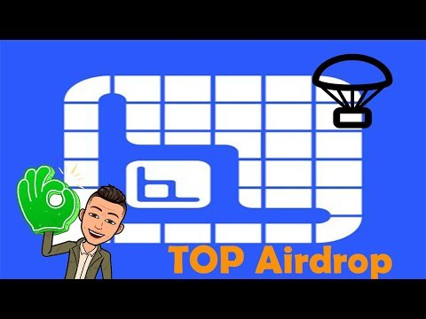 Primeiro Airdrop do ano , BlueNote $7 dólares muito fácil !