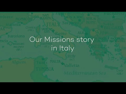 Our Missions story in Italy