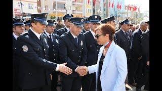 Polis Haftası Nedeni İle Tören Düzenlendi
