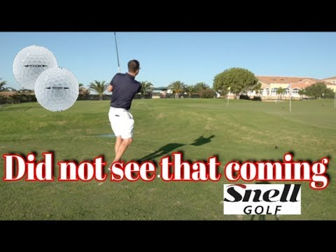how good are snell golf balls mtb black -mtb red -golf ball review