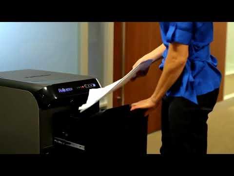 Уничтожитель бумаги Fellowes AutoMax 550C