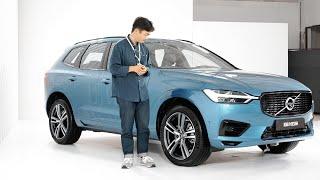 [문기자의자동차생활] 안전은 기본, 디자인도 수준급...볼보 XC60, XC90 R-디자인 훑어보기
