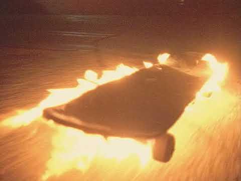 Hot Chocolate Fire Board
