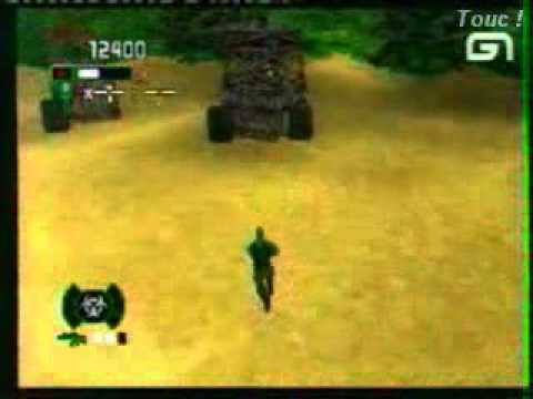 Army Men : Omega Soldier Playstation