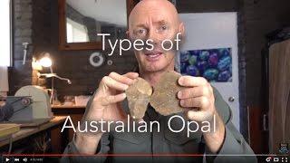 Types Of Australian Opal Explained By Blackopaldirect.com