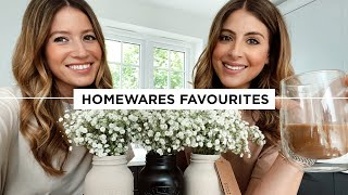 NEW IN HOMEWARE FAVES   AMAZON BUYS   HOME DECOR TIPS & DISCOUNT CODES