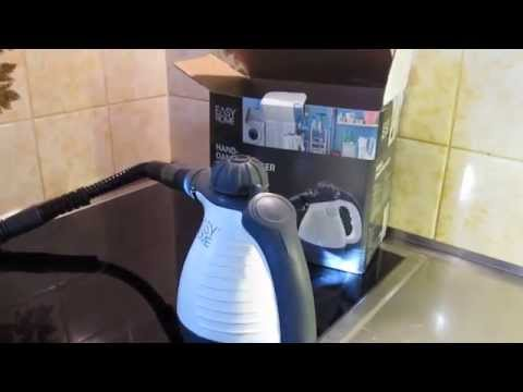 Hand-Dampfreiniger EASYHOME (ALDI) HD UNBOXING