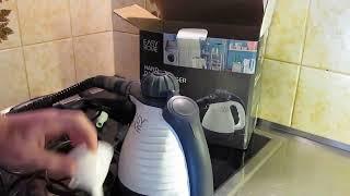 Hand-Dampfreiniger EASYHOME (ALDI) HD UNBOXING