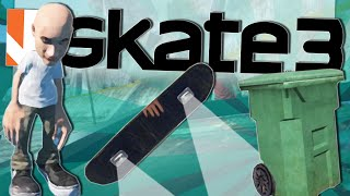 BINS, HOVERBOARDS & MIDGETS | Skate 3