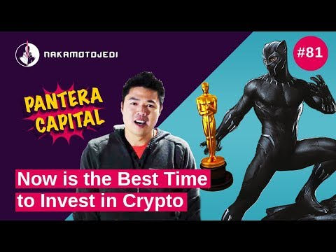 Pantera Capital Investor Paul Veradittakit on crypto investment