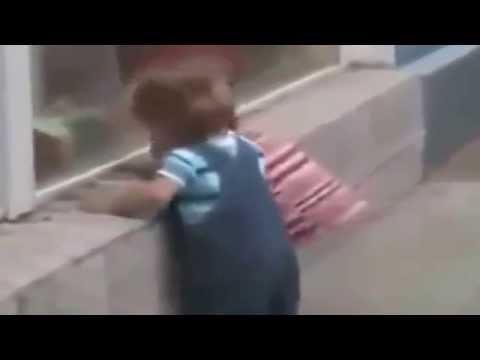 Boys Never Give Up On Love ▶ Very Funny Cute Baby Video Clip