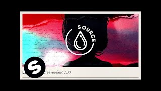 LU2VYK - You're Free (feat. JEX) [Official Audio]