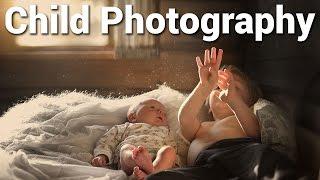 4 Expert Tips For Child Photography By Elena Shumilova