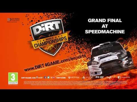 DiRT World Championships Comes to Speedmachine