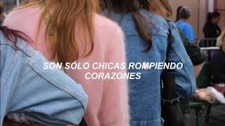 girls - the 1975 // español