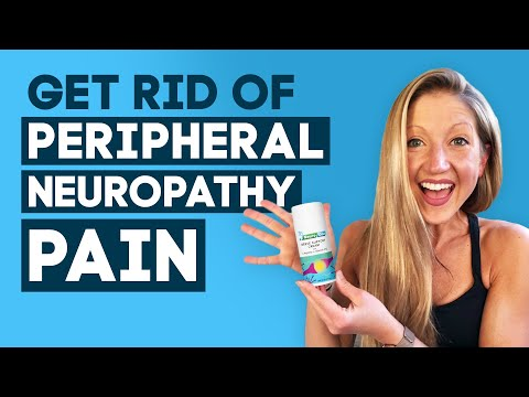 Get Rid Of Peripheral Neuropathy Pain: All Natural Neuro One Nerve Cream