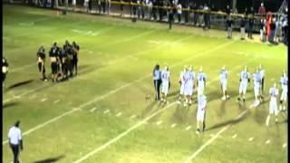 Prairie Grove (34) vs Shiloh (14) 2011