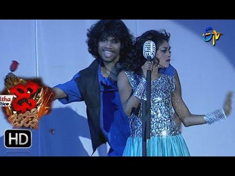 Rahul and Dharsini Performance | Dhee Jodi | 31st  May 2017 | ETV Telugu