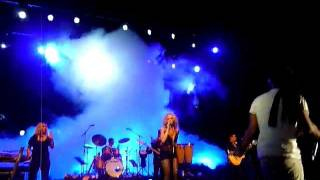 Ishtar Alabina - Ragga Boom live Sofia