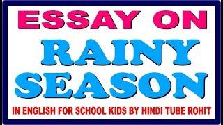 rainy season essay - मुफ्त ऑनलाइन वीडियो