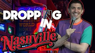 Stand Up, Mild Strippers & Hot Chicken in Nashville | Dropping In #31