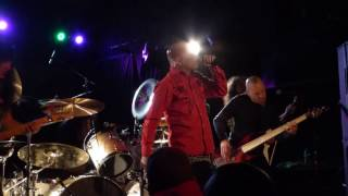 """""""March of the Saint"""" Armored Saint@Chameleon Club Lancaster, PA 12/4/16"""