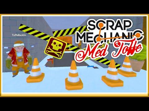FÖRLORAR JOBBET! - Scrap Mechanic med Toffe!
