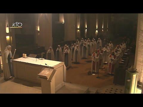 Vêpres et messe à St-Gervais du 30 novembre 2019