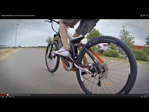 Spitzing R-Pedelec 75 km/h 850 Watt Carbon Fully MTB !