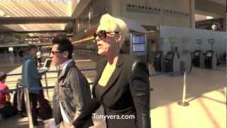 Brigitte Nielsen talks about  staying sober