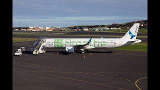 16/03/2020: Governo dos Açores suspende voos da SATA para a Terceira e concentra Azores Airlines em São Miguel; determinado encerramento de mais serviços públicos