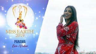 Marianna Fuentes Miss Earth Panama 2019 Eco Video