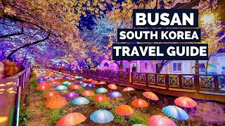 Ultimate BUSAN Day Trip Travel Guide - How to Travel Busan South Korea