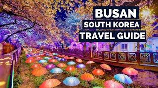 Where to go in busan south korea