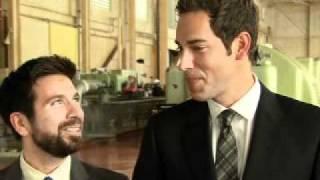 Interview Zachary Levi & Joshua Gomez