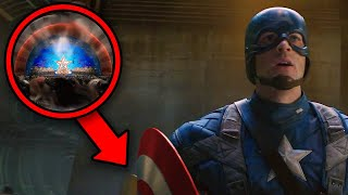 CAPTAIN AMERICA Breakdown! Avengers Endgame Connections & New Easter Eggs! | Infinity Saga Rewatch