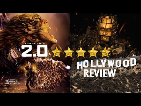 2.0 Movie Hollywood Review | First Review | VFX Used In Movie, Akshay Kumar, Rajinikanth
