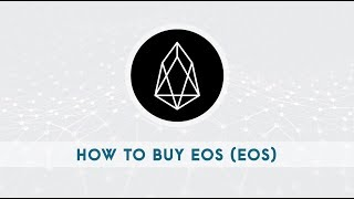 How to buy eos in canada