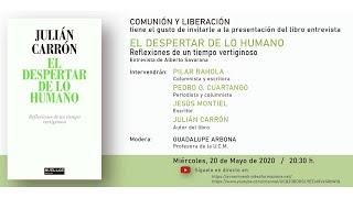 Presentación ''El despertar de lo humano'' - 20.05.2020 (1:05:53)