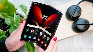 Samsung Galaxy Z Fold2 5G: 6 months later
