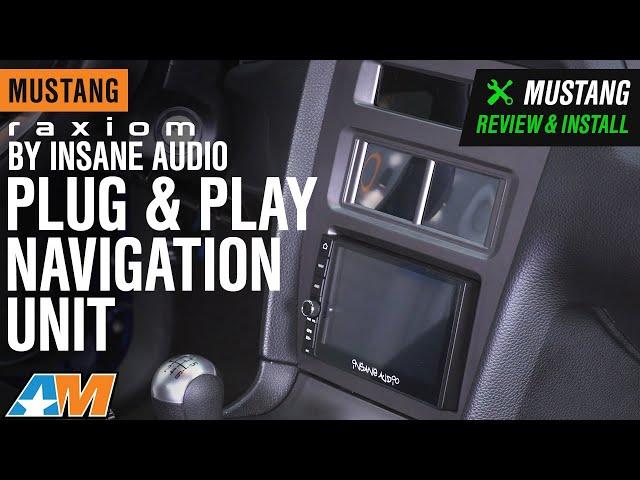 Raxiom by Insane Audio Plug & Play Navigation Unit (10-14 All)