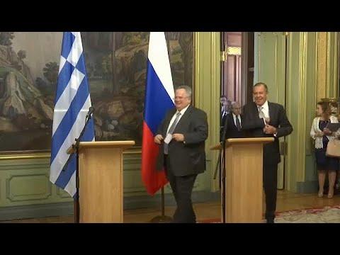 Ρωσική Πρεσβεία: «Υπερβολική αντίδραση του ελληνικού ΥΠΕΞ»…